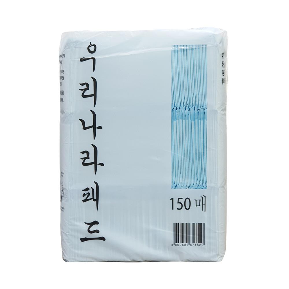 우리나라펫 패드 (파우더향) 150매