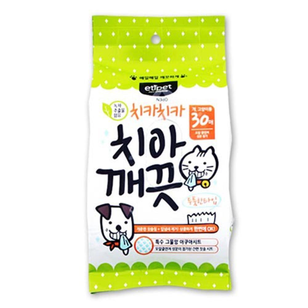 에티펫 치아깨끗(30매)